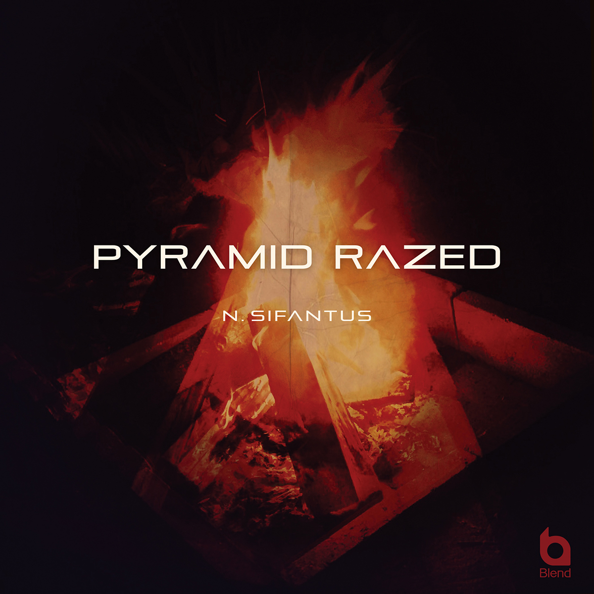 Pyramid Razed by N Sifantus